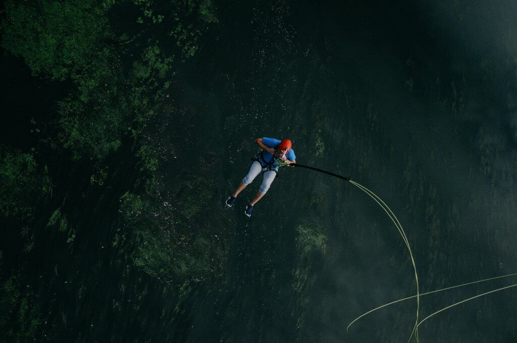 Bungee jumping is illegal in Singapore