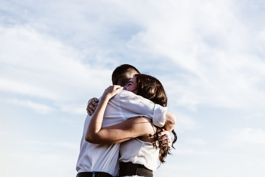 hugging without permission is not allowed in Singapore