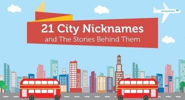 Famous city nicknames and the stories behind them