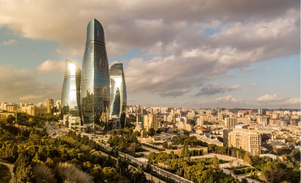 Baku in Azerbaijan is in my opinion the cheapest city in Europe.