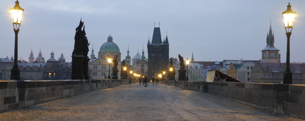 Breaking cities: How much will cost me a day in Prague