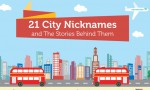 21 city nicknames and the stories behind them