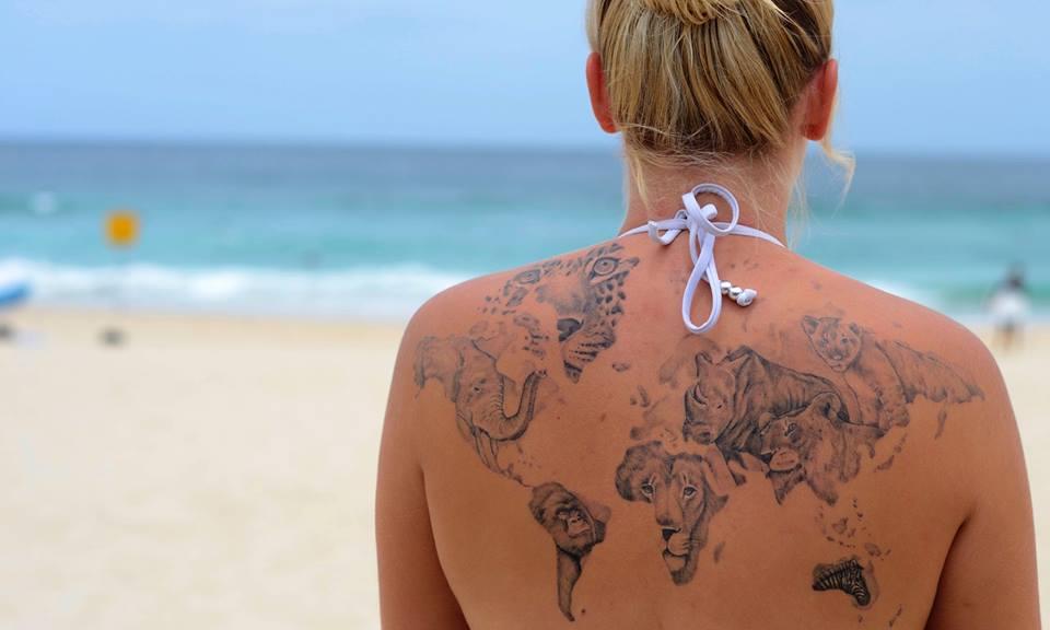 Danielle Dunkley(@dannidunks) - England , Australia