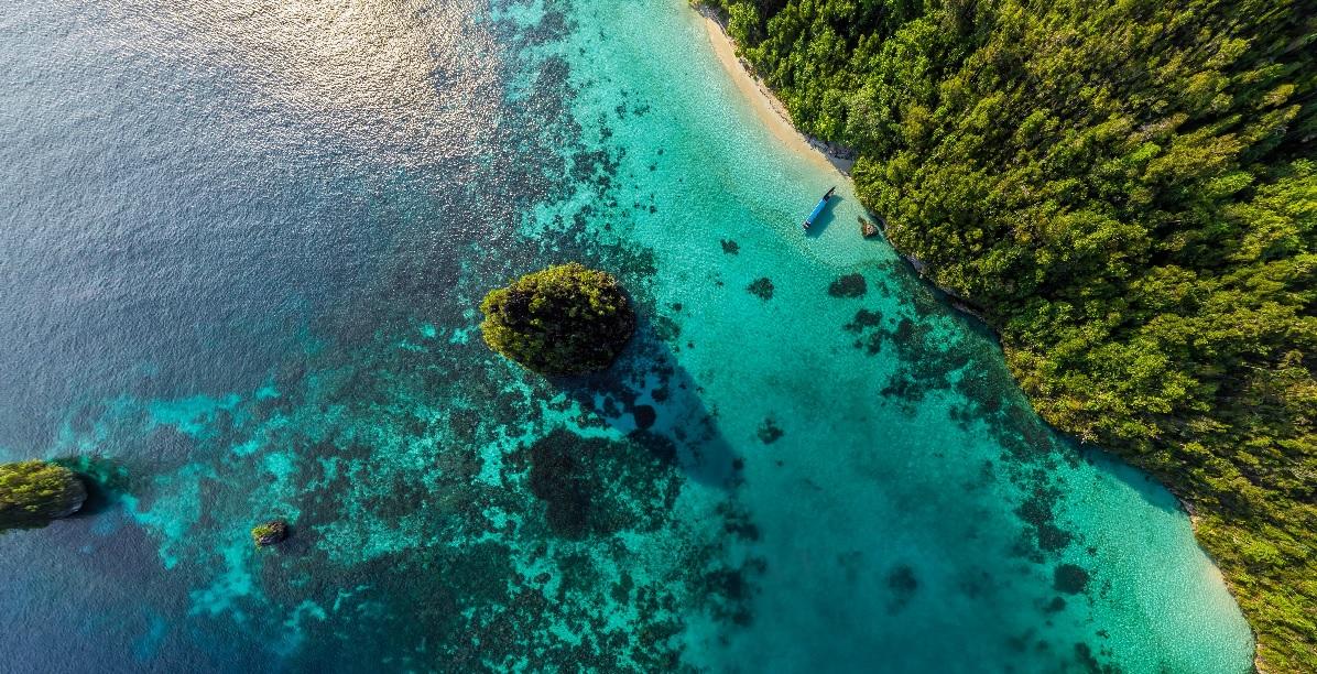 Wayag Island, Raja Ampat, Indonesia