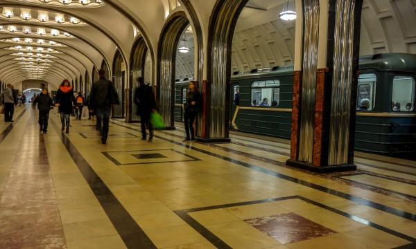 Mayakovskaya 3