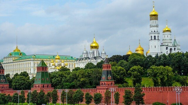 Kremlin is an obligatory visit for each traveler. Unfortunately it is not free