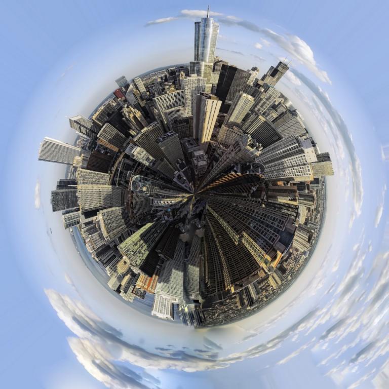 Chicago-skyline-panorama
