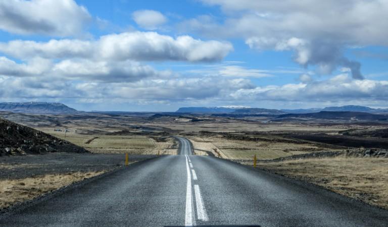 bumpy roads iceland-road-tripiceland