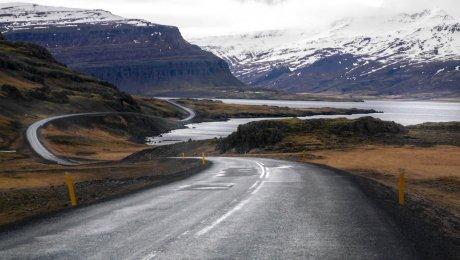 Snake road in Iceland-ring-roadiceland