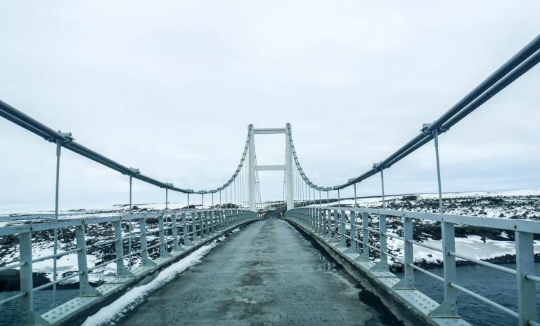 bridges in Iceland - ring road iceland