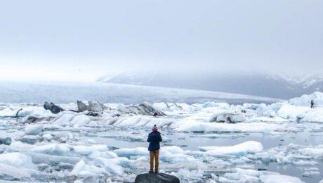Jökulsárlón glacier lake - Roadtrip-iceland