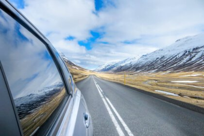 Rent a car in Iceland