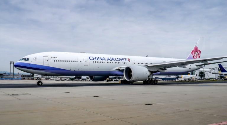 China Airlines Flugzeug
