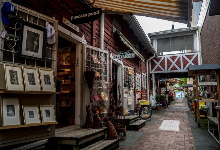Kuopio town