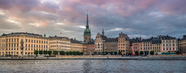 stockholm-city-sunset