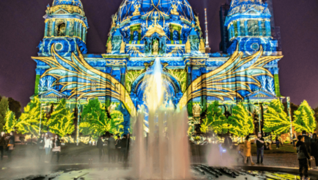 guide for the Berlin Festival of Lights