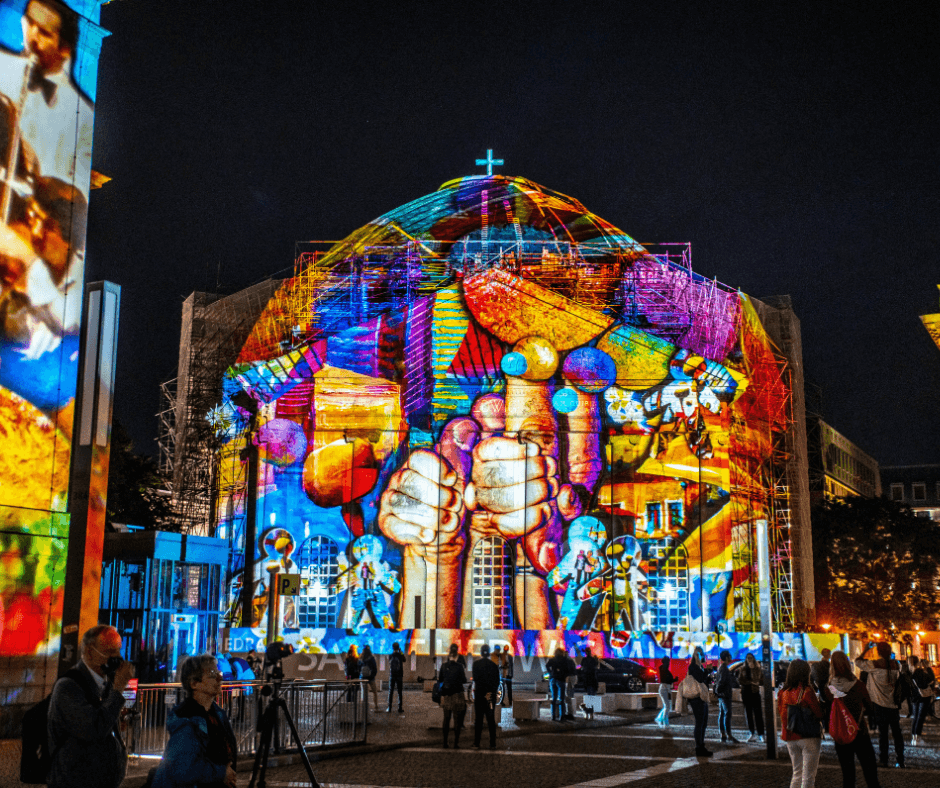 Festival-of-Lights-St. Hedwig Cathedral