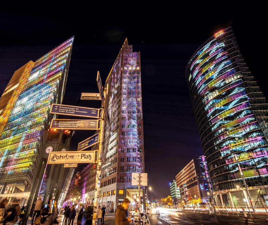 Postdamer Platz-LightsFestival