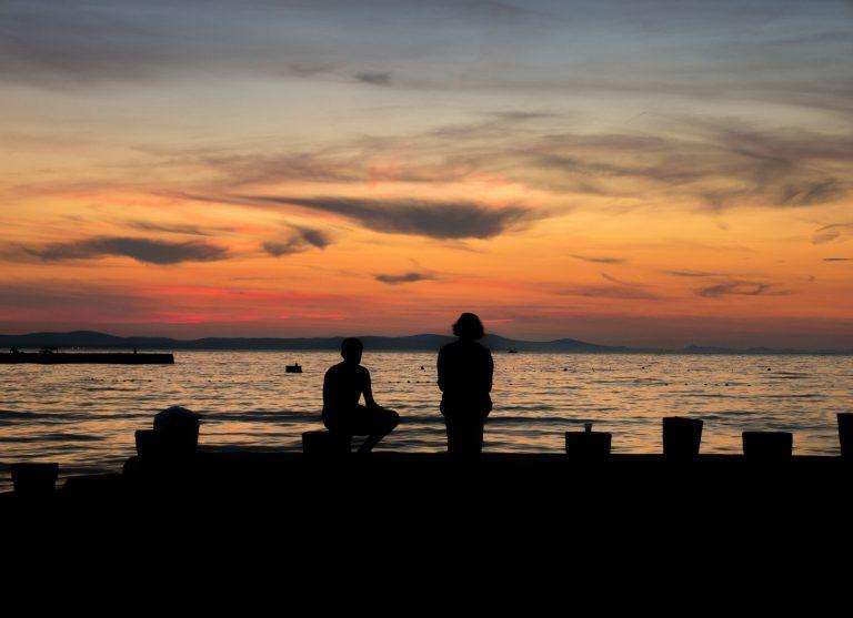unforgettable sunsets in Zadar, Croatia