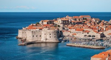 Traveling the Balkans Dubrovnik