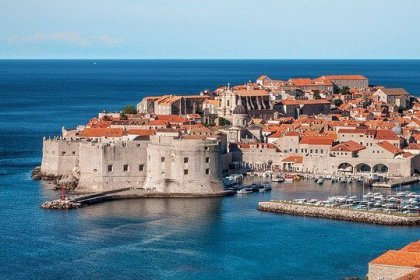 Traveling the Balkans Dubrovnik