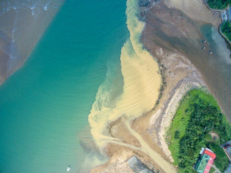 Taiwan Western Coastline