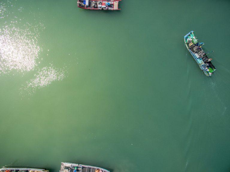 local port in Western Taiwan