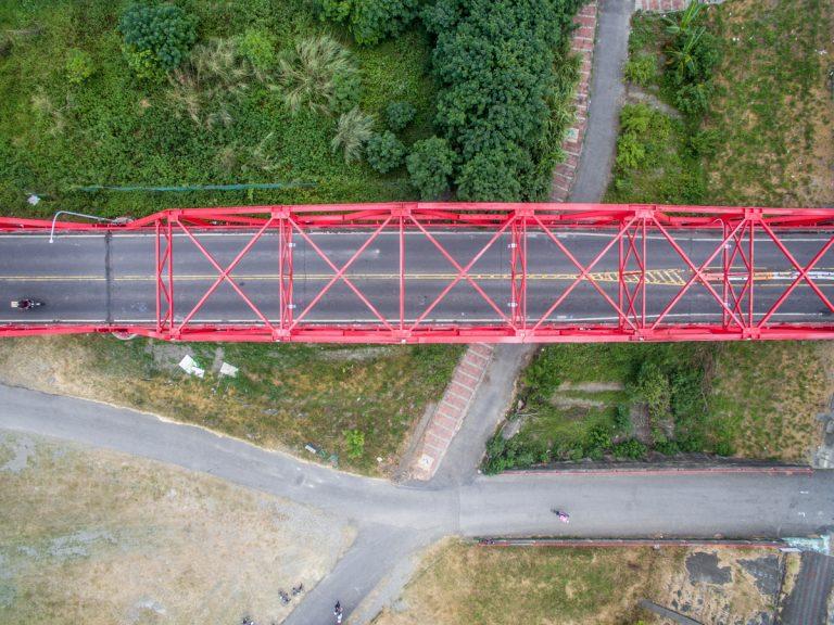 XXX Bridge in Eastern Taiwan