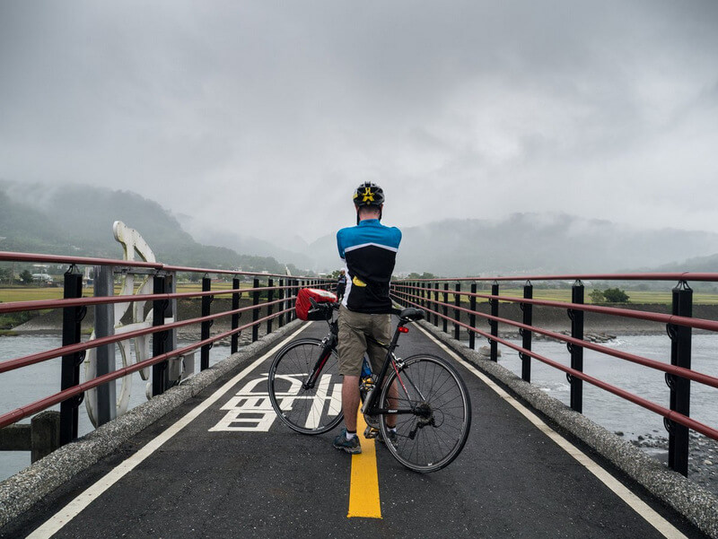 Cycling the Formosa 900 in Taiwan