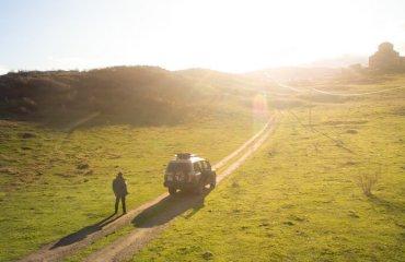 Road trip in Georgia - Tips for renting a car in Georgia