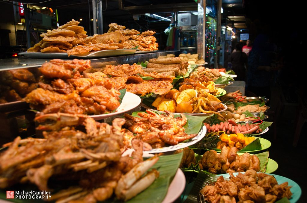 From street food to high class restaurants. Kuala Lumpur´s cuisine is a foodie´s paradise.