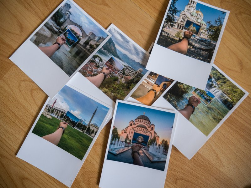 Why I don´t buy postcards anymore