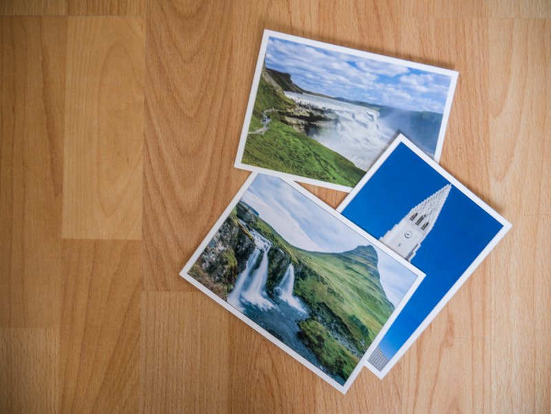 How collecting postcards has changed during my travels
