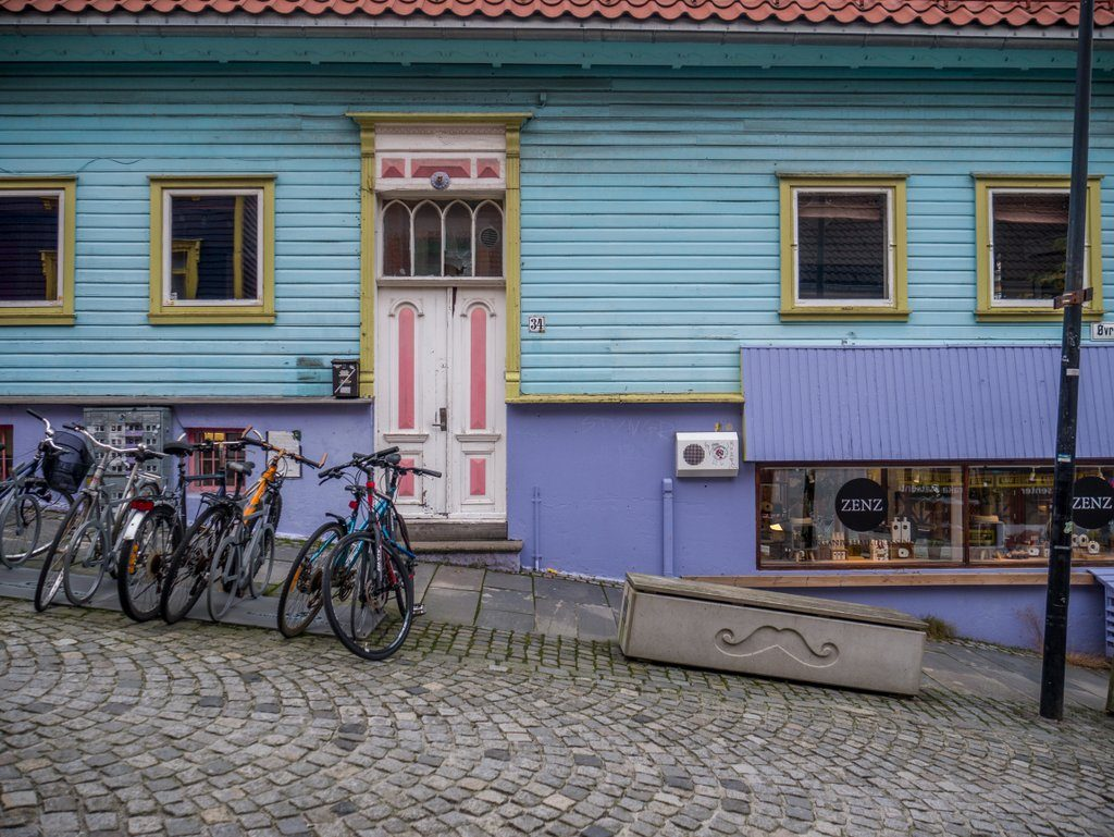 Stavanger street art is taking over the city