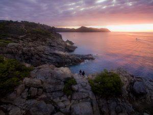 Sunrise at Cap de Creus Natural Park