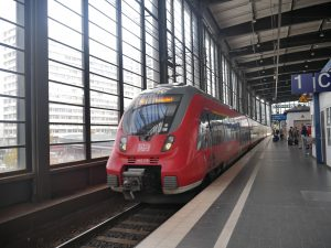 Interrailing tips Germany train stations