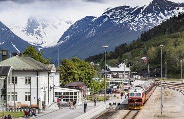 Interrail Pass in Norway