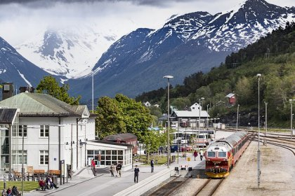 Interrail Pass in Norway
