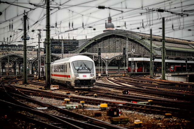 Interrail passes vary prices depending on number of countries, days and nationality