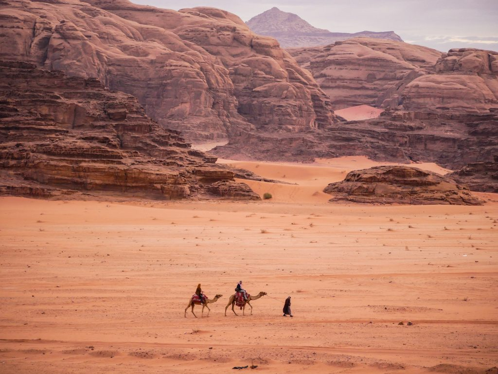 Camping in Wadi Rum – Visiting Jordan's most iconic desert