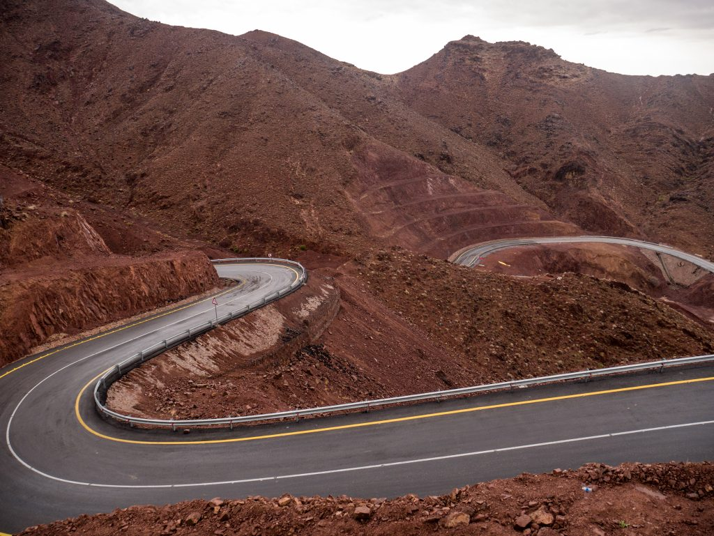 Road trip in Jordan – Driving around canyons, deserts and the Dead Sea