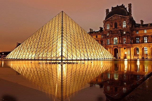 Paris is an obligatory stop if you are doing interrail alone for first time in Europe