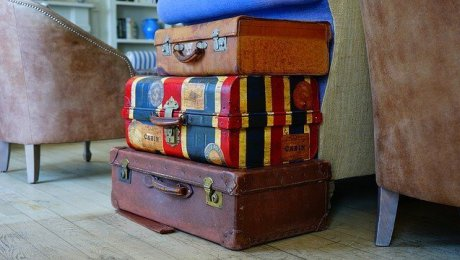 How to pack for a train trip around Europe