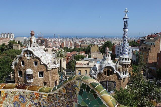 Barcelona's young atmosphere attracts solo travelers from all over the world