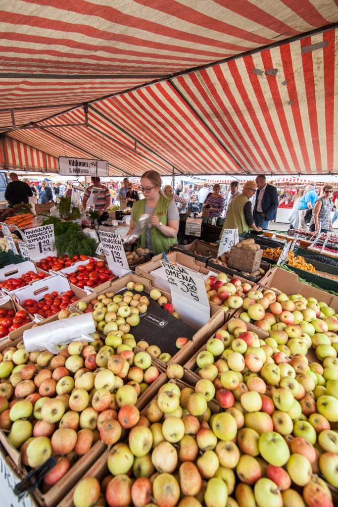 How Kuopio is transforming itself into a food capital