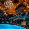 Swimming pool mondrian doha