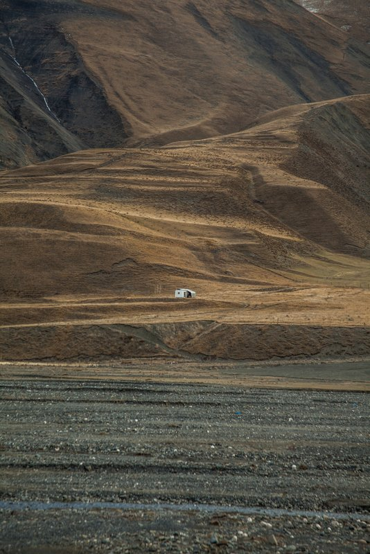 Road trip in Azerbaijan route Quba Khinaliq