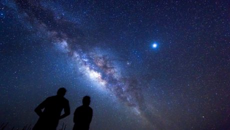 Starry Night How to photograph the milky way Ethiopia
