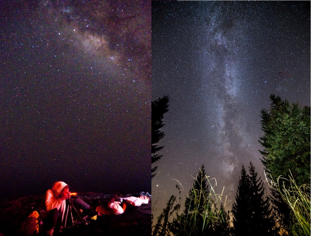 Starry Night How to photograph the milky way Micro Four Thirds