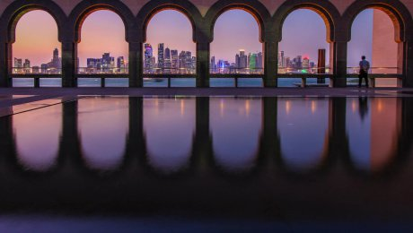 Museum of Islamic Art in Qatar